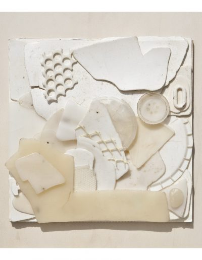 Elementi al Naturale cm 40 x 40 Plastica dal Mare 2008