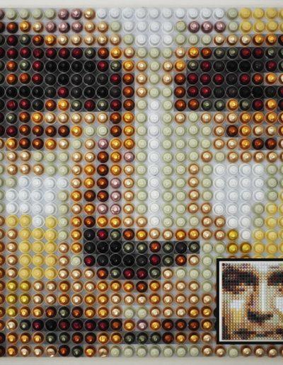 George cm 100 x 100 Capsule Caffè 2012
