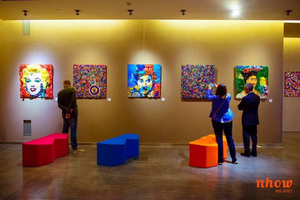 Wasteland Art & Design Exhibition nhow milano 10 maggio – 10 ottobre 2018